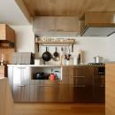 『Blanc』 ― 端正であることの写真 キッチン