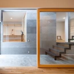 代沢戸建てリノベーションPJ (1階個室)