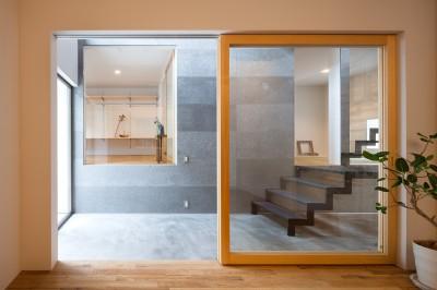 1階個室 (代沢戸建てリノベーションPJ)