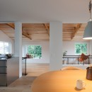 代沢戸建てリノベーションPJの写真 2階ダイニング・キッチン