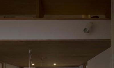 野尻湖の小さな家 (キッチン)