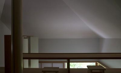 野尻湖の小さな家 (ロフト)