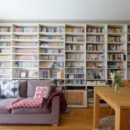 『pale books』 ― 淡さを加える (LDK)