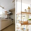 『pale books』 ― 淡さを加えるの写真 キッチン