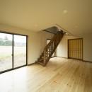 カンツリー倶楽部  「調整区域に建てた家」の写真 リビング