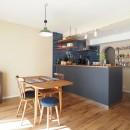 『gron kaffe』 ― カフェのようなLDKの写真 LDK