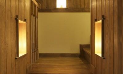 ザ・英国 (階段室)
