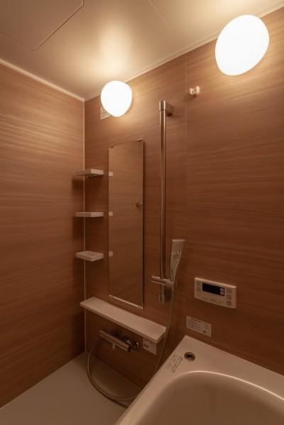 ユニットバスルーム (Industrieal style)