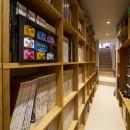大きなビルトインガレージのある家 埼玉県所沢市・S邸の写真 ホビールーム