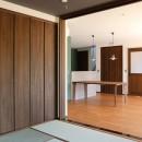 古材を使ったサーファーズハウス 埼玉県日高市・T邸の写真 和室