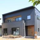 古材を使ったサーファーズハウス 埼玉県日高市・T邸の写真 外観