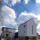 木造築30年「フルリノベーション+増築」で二世帯住宅に改築 OUCHI-23の写真 外観