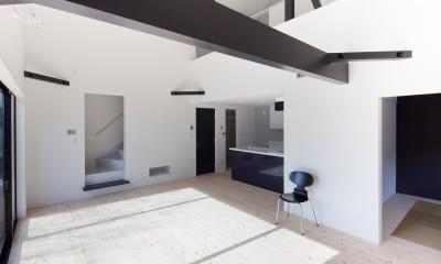 木造築30年「フルリノベーション+増築」で二世帯住宅に改築 OUCHI-23