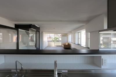 キッチン (東京中野 N邸リノベーション)