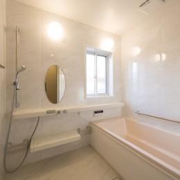 築27年のフルリノベーション (在来浴室からユニットバスへ)