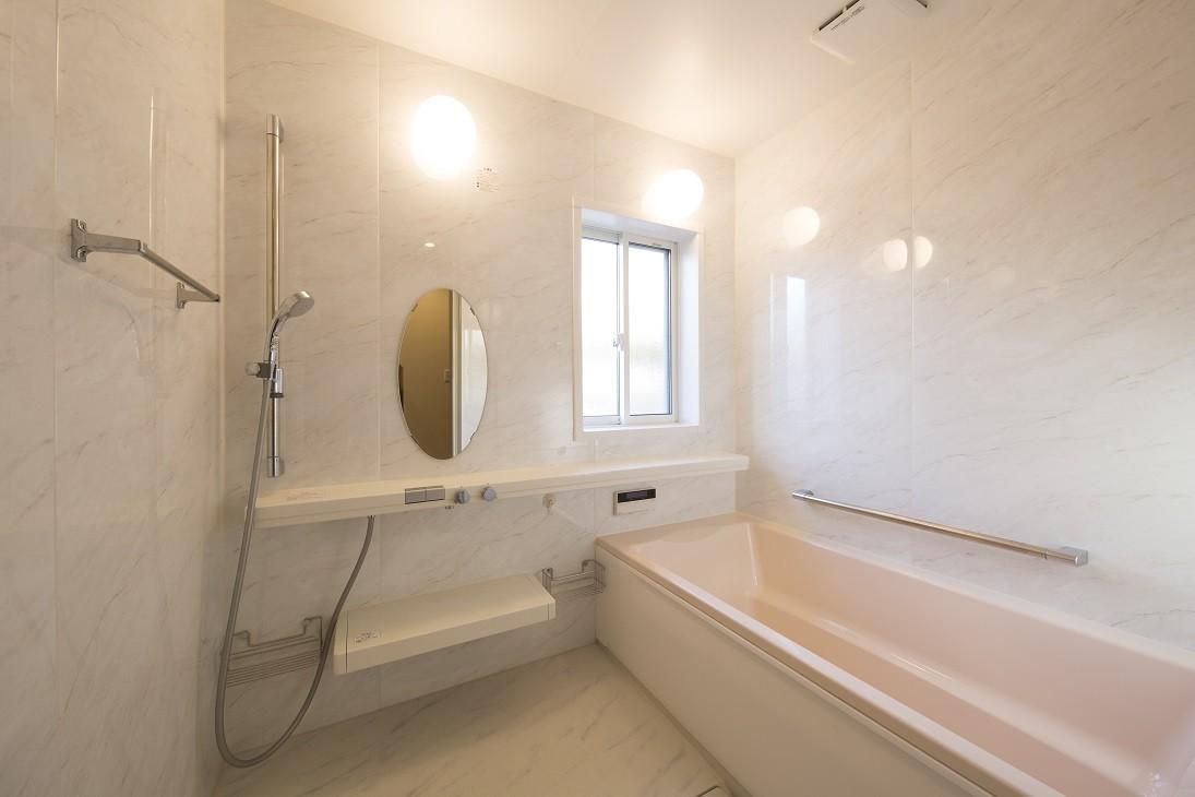 バス/トイレ事例:在来浴室からユニットバスへ(築27年のフルリノベーション)
