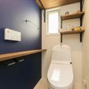 『自分らしさ』の写真 トイレ