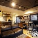自分らしくビンテージマンションで暮らすの写真 LDK