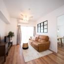 東京都北区・「自宅の仕事部屋をリフォームしたい」との相談からの写真 リビング