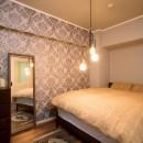 東京都北区・「自宅の仕事部屋をリフォームしたい」との相談からの写真 寝室