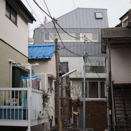 南馬込の住宅