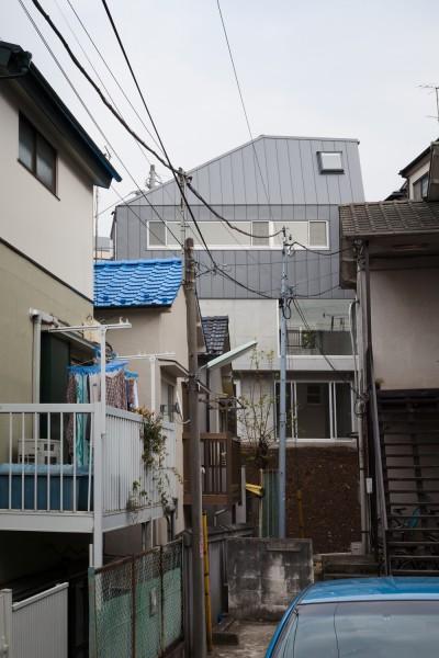 南馬込の住宅 (外観)