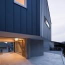 南馬込の住宅の写真 ガレージ
