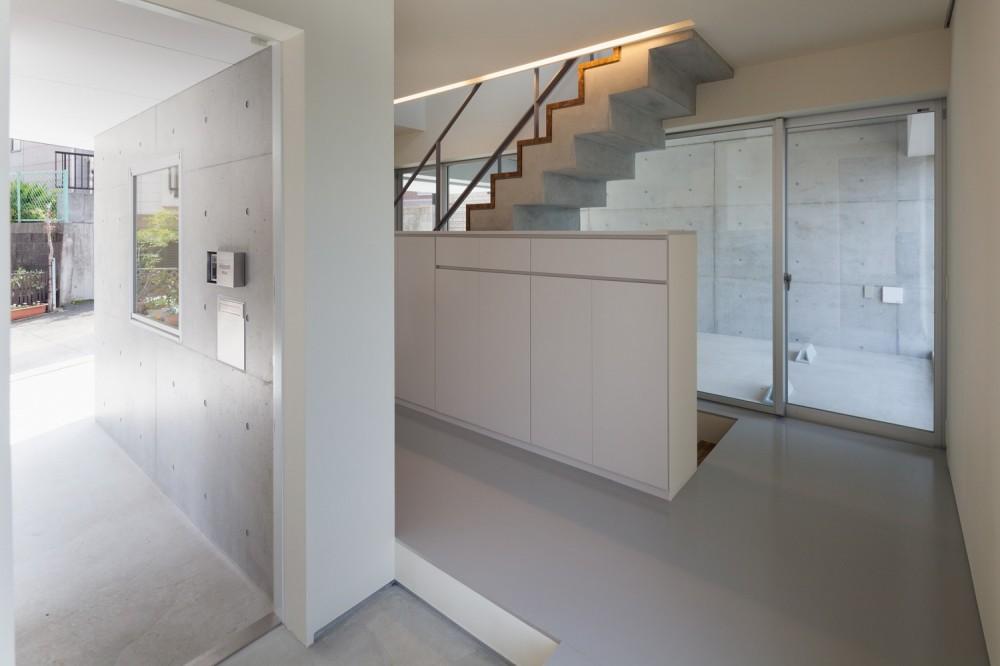 納谷建築設計事務所「南馬込の住宅」