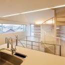 南馬込の住宅の写真 2階LDKスペース