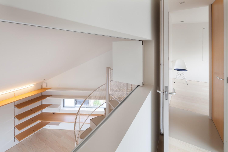 子供部屋事例:3階子供部屋(南馬込の住宅)