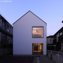 デザイン住宅外観いろいろの写真 猫と犬と住む家 二世帯住宅のOUCHI-14