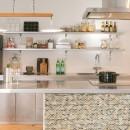 箱デコモデルルームの写真 キッチン