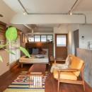箱デコの住宅事例「すっきり暮らす家」