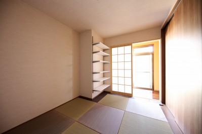 寝室 (縁側で夏を感じる家)