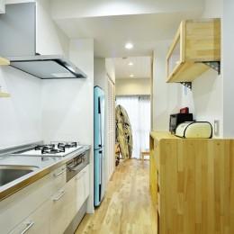 オーシャンブルースタイル (キッチン2)