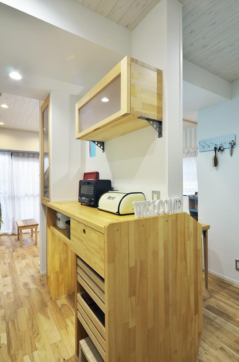 オーシャンブルースタイル (キッチン3)