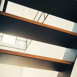 大田区 大岡山 WHITE HOUSE 1 (階段 1)