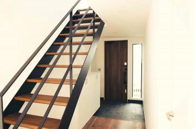 階段 4 (大田区 大岡山 WHITE HOUSE 1)