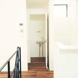 大田区 大岡山 WHITE HOUSE 1 (トイレ)