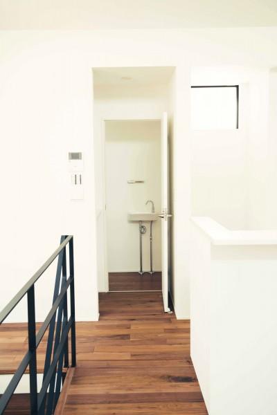 トイレ (大田区 大岡山 WHITE HOUSE 1)