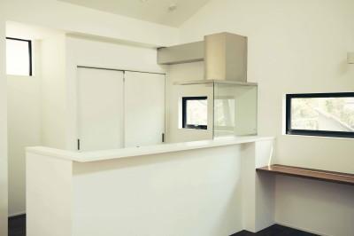 大田区 大岡山 WHITE HOUSE 1 (キッチン)
