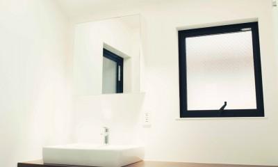 大田区 大岡山 WHITE HOUSE 1 (サニタリー 1)