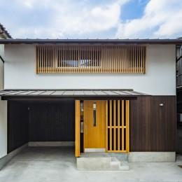 東大阪の家 (外観)