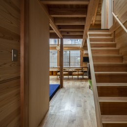 東大阪の家