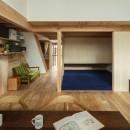 東大阪の家の写真 小上がり・見返し