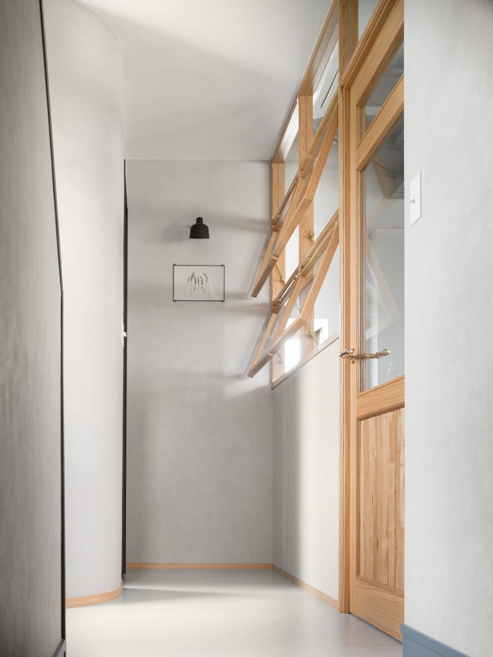 S house (廊下)