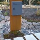 3-BOX 1800万円の家の写真 ポスト