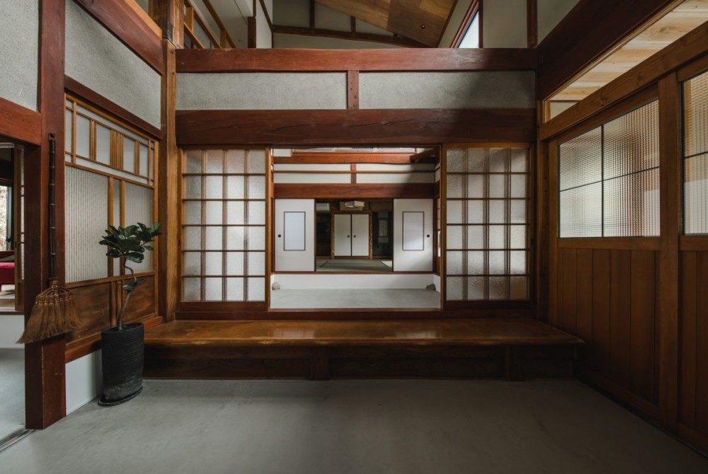 ALTS DESIGN OFFICE(アルツデザインオフィス)「古民家カフェみたいな日本家屋リノベーション(下戸山の家リノベーション)」
