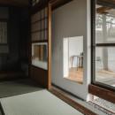 古民家カフェみたいな日本家屋リノベーション(下戸山の家リノベーション)の写真 和室
