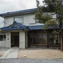 古民家カフェみたいな日本家屋リノベーション(下戸山の家リノベーション)の写真 外観